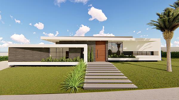 Projeto casa alphaville foto 01