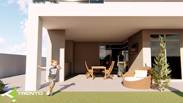 Projeto casa em guaratuba foto 03