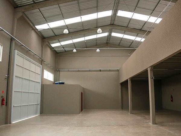 terceiro barracão para obras industriais foto 03