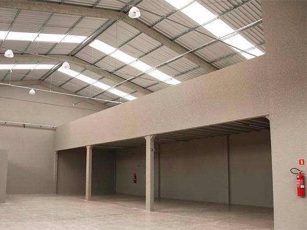 terceiro barracão para obras industriais foto 05